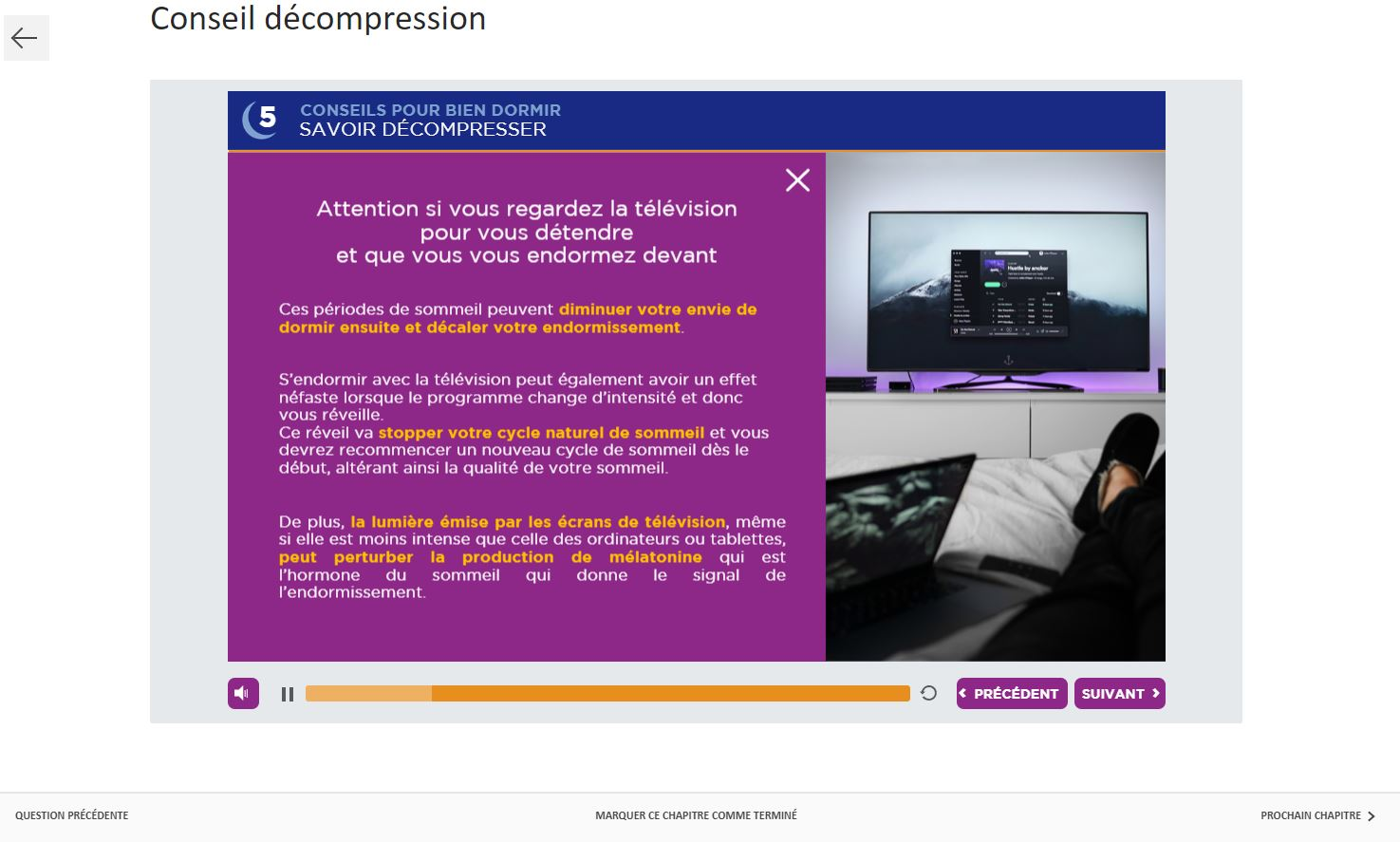 e-learning-MySommeil